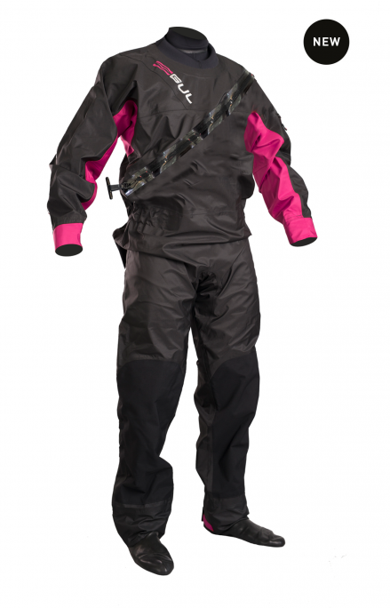 add599f8 Gul Ladies Dartmouth drysuit 18/19 10% off and with fleece GM0383 ...